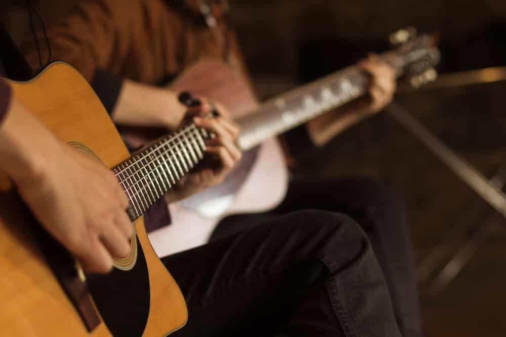 Gibson J15 vs J45