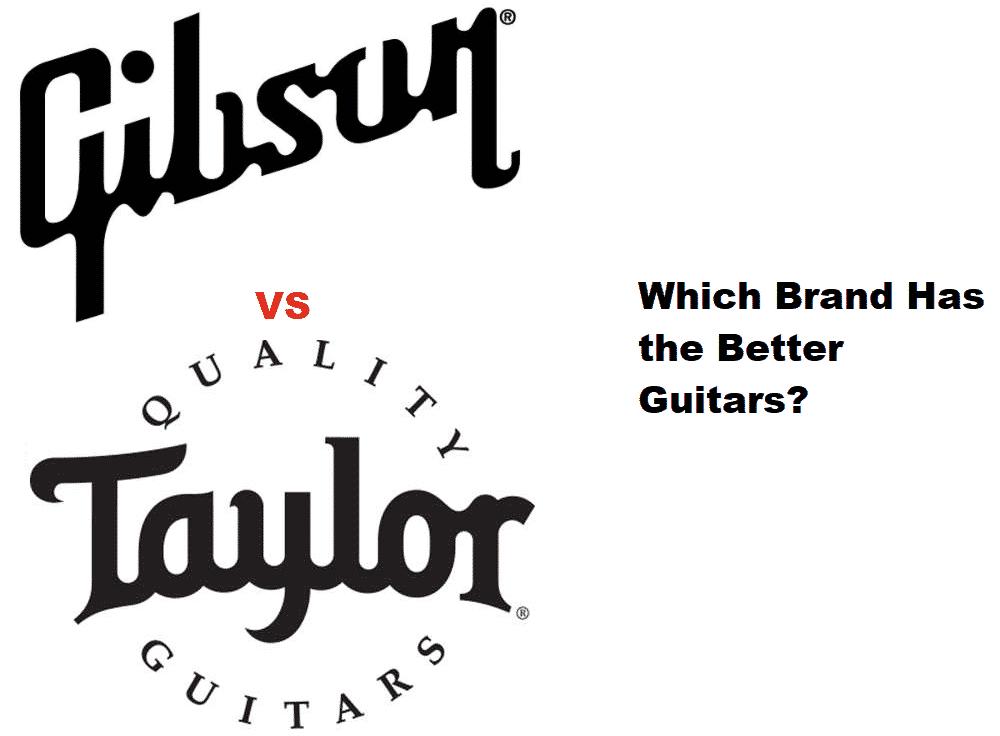 gibson vs taylor