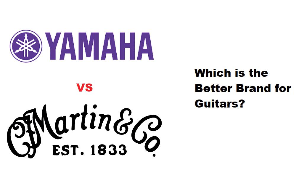 yamaha vs martin